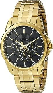 Men's Goldtone Stainless Steel Watch
