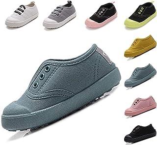Kikiz Candy Color Kids Toddler Canvas Sneaker Boys Girls...