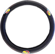 "Kansas Jayhawks Steering Wheel Cover, 14.5""-15.5"""
