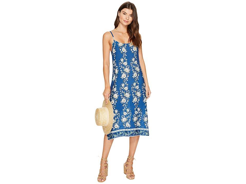 Show Me Your Mumu Shiloh Slip Dress (Bunch of Blooms Cruise) Women