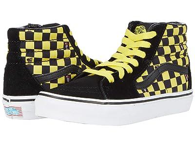 Vans Kids SK8-Hi (Little Kid) ((Wheres Waldo?) Odlaw) Kids Shoes