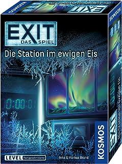 Die Station im ewigen Eis: Exit - Das Spiel für 1 - 4 Spieler: Das Spiel für 1-6 Spieler