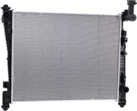 Garage-Pro Radiator for DODGE DURANGO 2011-2014/GRAND CHEROKEE 2011-2017 3.6L/5.7L Engine Std Duty Cooling