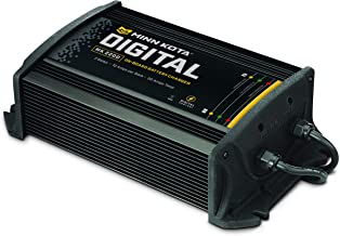 MinnKota MK 210D On-Board Battery Charger (2 Banks, 5 amps per bank)