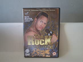 WWF - The Rock - The People's Champ [Import anglais]