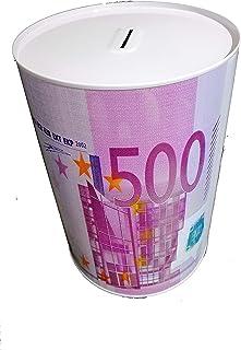 HARMONY COIN BOX DESIGN 500 EURO SIZE: 15 * 22 CM