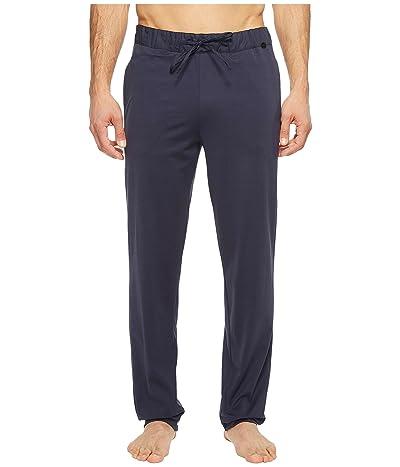 Hanro Night and Day Knit Lounge Pants (Black Iris) Men