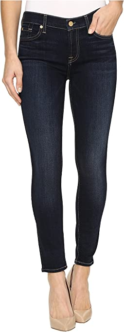 7 For All Mankind - Ankle Skinny in Dark Moonlight Bay