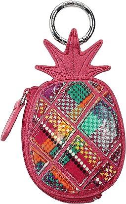 Vera Bradley - Pineapple Bag Charm