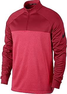 NIKE Men's Therma Half Zip Golf Shirt