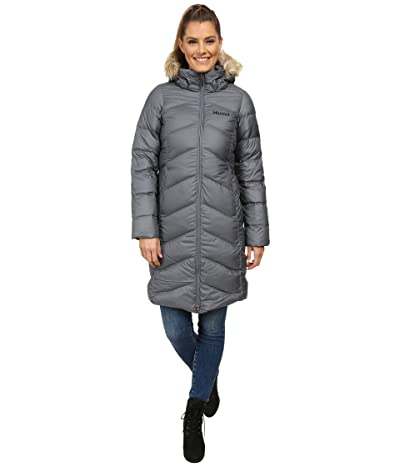 Marmot Montreaux Coat (Steel Onyx) Women