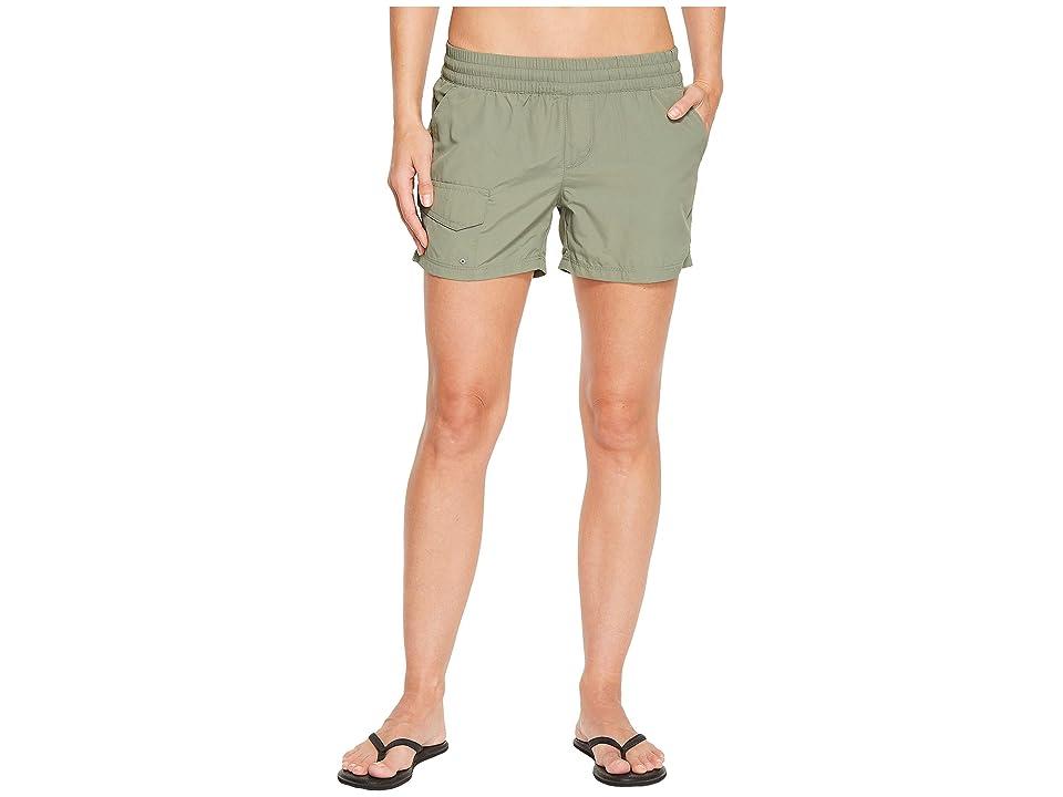 Columbia Silver Ridge Pull On Shorts (Cypress) Women