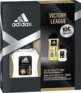 95cd3eb252df Adidas – Set Profumo Victory League Eau de Toilette 50 ML + Show ergel 250  ML
