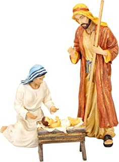 Best holy family nativity figurines Reviews
