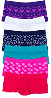 Seamless Panties for Girls Panties (Pack of 6)