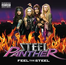 Steel Panther Feel The Steel