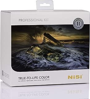 NiSi 100mm System Professional Filter Kit- V5 Pro Filter Holder, ND Filters Accessories