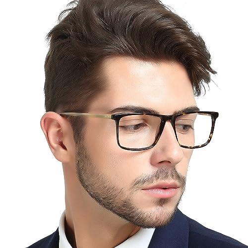 602a793b7846 OCCI CHIARI Optical Men s Eyewear Classic Non-prescription Eyeglasses Frame