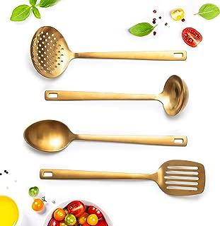 Best gold kitchen accessories Reviews
