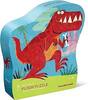 Crocodile Creek Dinosaur Jigsaw Floor Puzzle (36 Piece)