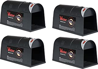 Victor Electronic Rat Trap – 4 Pack of Electronic Rat Zappers