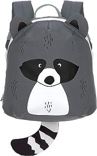 LÄSSIG Kleiner Kinderrucksack für Kita Kindertasche Krippenrucksack mit Brustgurt/Tiny Backpack, 20 x 9 x 24 cm, 3,5 L, Ra...