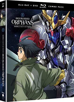 Mobile Suit Gundam Iron-Blooded Orphans Season 2 Part 1 Blu-Ray/DVD(機動戦士ガンダム 鉄血のオルフェンズ 第2期パート1 26-38話)
