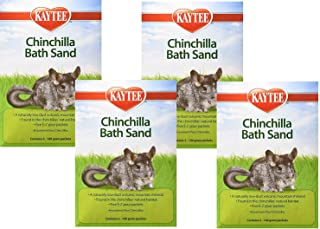 (4 Pack) Kaytee Chinchilla Bath Sand