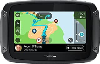 Tomtom 1GF0.047.00 Rider 550 Motorcycle GPS Navigation Devic