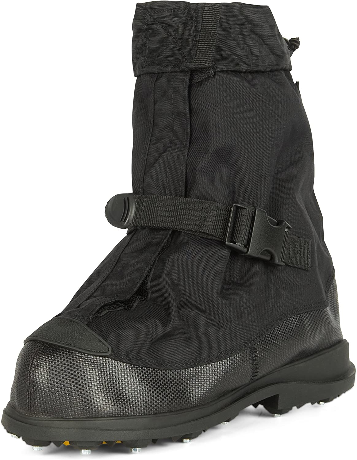 NEOS VNS1HEEL-BLK-S 11  Voyager with Heel & Stabilizer Outsole, Black