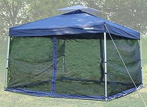 Field Life 300サイズテント用メッシュテントスクリーン【蚊帳】簡易テント オプション 開閉可能