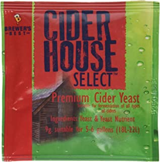 Cider House Select Premium Cider Yeast-3 Count