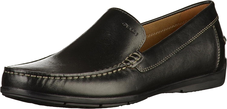 Geox Men's Msimon2 Loafer Slip-On Kansas City Mall Max 50% OFF