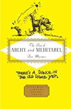 The Best of Archy and Mehitabel (Everyman's Library Pocket Poets Series)