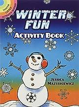 Winter Fun Activity Book