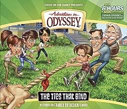 Audio CD - Adventures In Odyssey V58: Ties That Bind (4 CD)