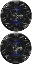 $23 » BOSS Audio Systems BE423 4 Inch Car Speakers - 225 Watts of Power Per Pair, 112.5 Watts Each, Full Range, 3 Way, Sold in P...