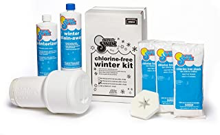 In The Swim Pool Winterizing and Closing Chemical Kit - Up to 35,000 Gallons
