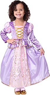 Little Adventures Classic Rapunzel Princess Dress Up Costume