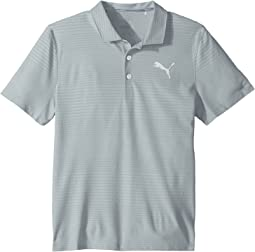 PUMA Golf Kids Pounce Aston Polo JR (Big Kids)
