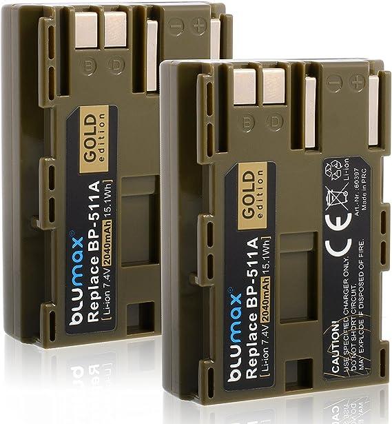 Blumax Gold Edition Bp 511 Bp 511a Akku Kompatibel Elektronik