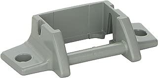 Dometic AE3310811 3310811.009M SVC Foot Diecast, Metallic