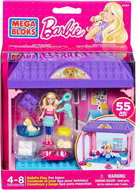 Mega Bloks Barbie Pet Salon