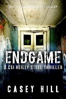 Endgame: CSI Reilly Steel #7