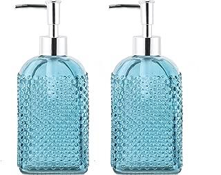 Best blue soap dispenser set Reviews