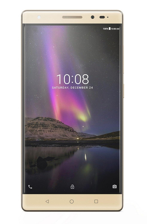 Lenovo Phab 2 Plus Smartphone  Gold  Smartphones