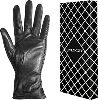 Best leather gloves with fur inside Reviews