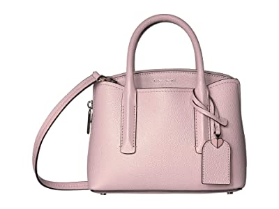 Kate Spade New York Margaux Mini Satchel (Tutu Pink) Bags