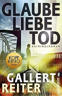 Glaube Liebe Tod: Kriminalroman (Ein Martin-Bauer-Krimi 1) (German Edition)