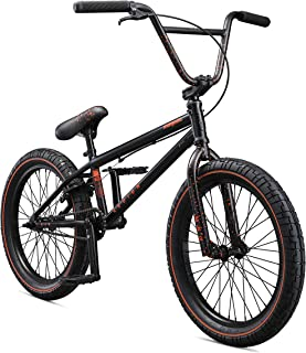 Mongoose Legion L60 Boy's Freestyle BMX Bike, 20-Inch Wheels